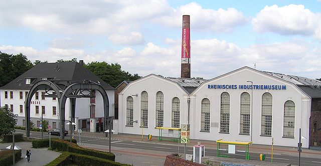 Rheinisches Industriemuseum Oberhausen